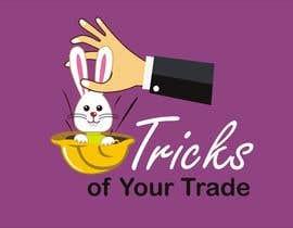 """Nro 8 kilpailuun logo """"Tricks of Your Trade"""" käyttäjältä dulhanindi"""