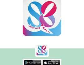Nro 29 kilpailuun Diseño de logotipo para App käyttäjältä eliartdesigns