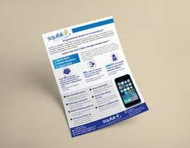 Nro 33 kilpailuun Startup Sell Sheet käyttäjältä biplob36