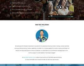 Nro 1 kilpailuun Website design for public speaker käyttäjältä webidea12