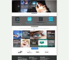 Nro 4 kilpailuun Design modern style Website Mockup käyttäjältä eva22x
