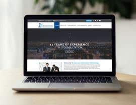 Nro 16 kilpailuun Design modern style Website Mockup käyttäjältä creationidea