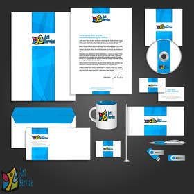 #7 cho Develop a Corporate Identity for Art supplies webshop bởi papaweb10