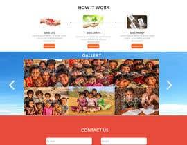 Manvirsingh1 tarafından Design a Website Mockup için no 24