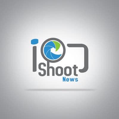 Contest Entry #                                        384                                      for                                         Logo Design for iShootNews
