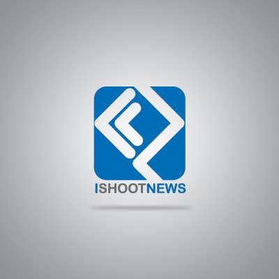 Inscrição nº 381 do Concurso para Logo Design for iShootNews