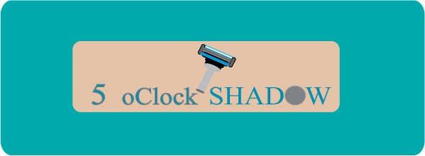 #34 for Design a Logo and banner for 5 Oclock Shadow by YasminIrfan