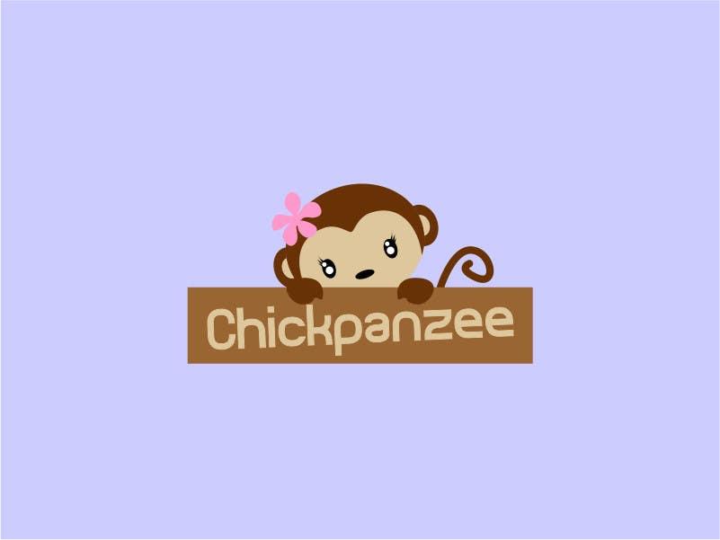 Kilpailutyö #104 kilpailussa Cute Monkey Design