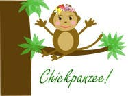 Graphic Design Entri Peraduan #43 for Cute Monkey Design