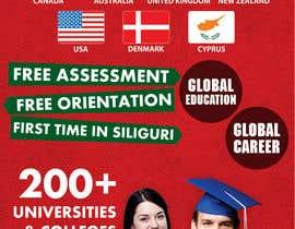 Nro 17 kilpailuun Design a Banner for an overseas education and immigration company käyttäjältä ravi05july