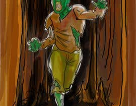 mudjib tarafından Illustrate a Zombie için no 11