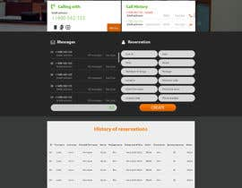 #2 for Design a Page for a dispatcher interface by jeetwebdesigner