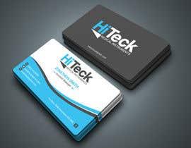 Nro 39 kilpailuun Design a Business Card käyttäjältä Kamrunnaher20
