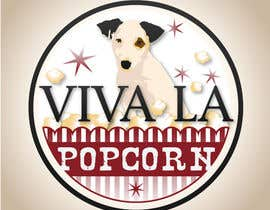 #148 for Design a Logo for a Fun online Popcorn Store! by SabreToothVision