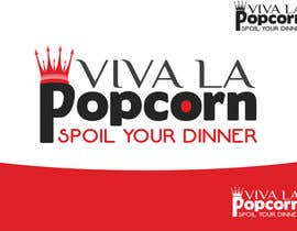 #69 for Design a Logo for a Fun online Popcorn Store! by Xatex92