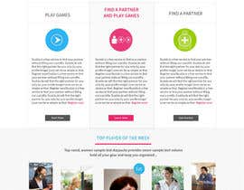 #31 para Homepage redesign for dualda.com por gaf001