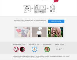 #3 para Homepage redesign for dualda.com por reginayanzon