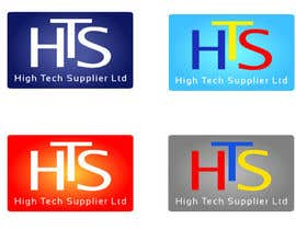 #20 for Design a Logo for High Tech Supplier Ltd by JanuarEthnic