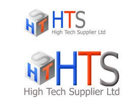 #21 untuk Design a Logo for High Tech Supplier Ltd oleh JanuarEthnic