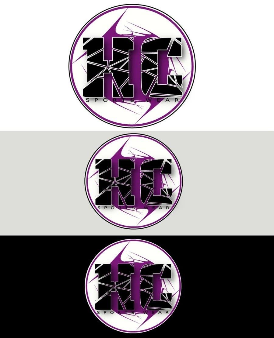 Bài tham dự cuộc thi #37 cho Logo HC needed for T-Shirt +CAP