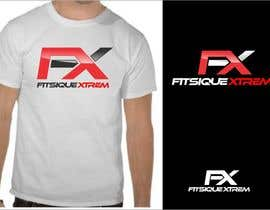 #50 para Design a Logo for FITSIQUE Xtreme por arteq04