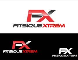 #51 para Design a Logo for FITSIQUE Xtreme por arteq04