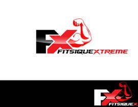#91 para Design a Logo for FITSIQUE Xtreme por kingryanrobles22