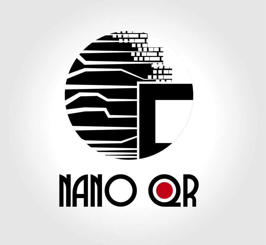 Kilpailutyö #                                        117                                      kilpailussa                                         Logo Design for NanoQR LLC, Paris