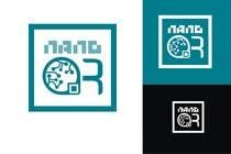 Graphic Design Kilpailutyö #106 kilpailuun Logo Design for NanoQR LLC, Paris