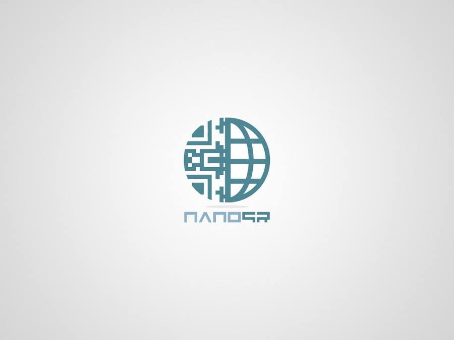 Kilpailutyö #28 kilpailussa Logo Design for NanoQR LLC, Paris