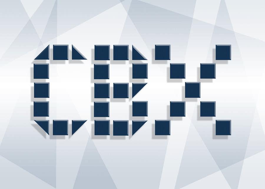 Penyertaan Peraduan #102 untuk Logo - CBX