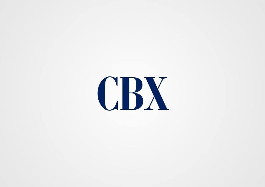 Penyertaan Peraduan #99 untuk Logo - CBX