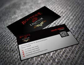 #48 cho Design some Business Cards for Boutique liquor bởi shyRosely