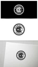 aliciavector tarafından Burnett Carpentry Logo için no 123