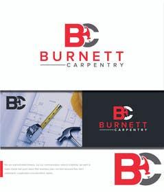 marts53 tarafından Burnett Carpentry Logo için no 13