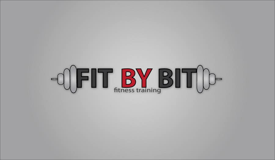 Konkurrenceindlæg #176 for Logo design for Fit By Bit personal and group fitness training