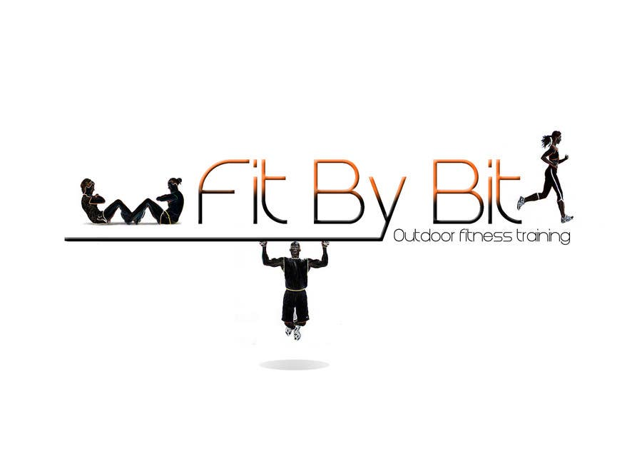 Konkurrenceindlæg #186 for Logo design for Fit By Bit personal and group fitness training