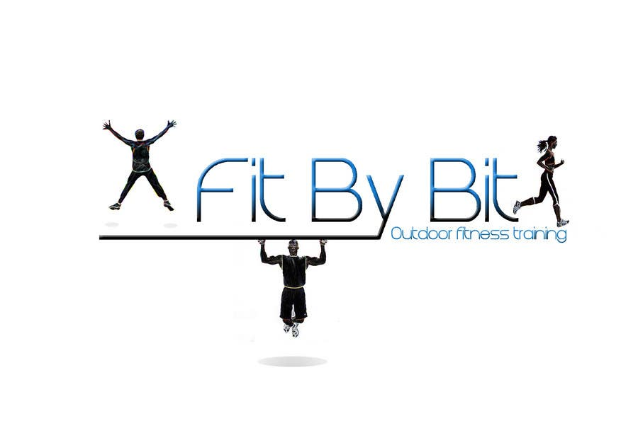 Konkurrenceindlæg #191 for Logo design for Fit By Bit personal and group fitness training