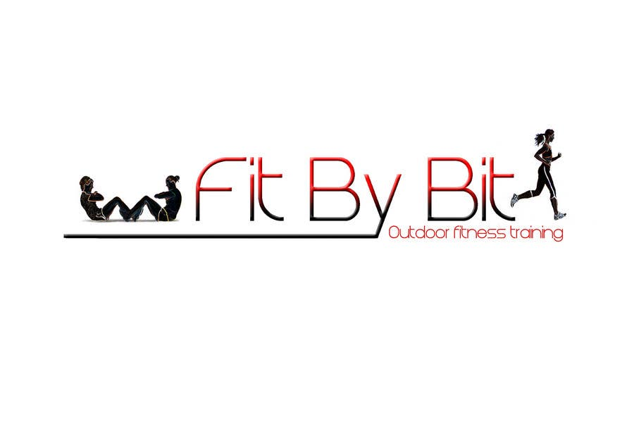 Konkurrenceindlæg #187 for Logo design for Fit By Bit personal and group fitness training