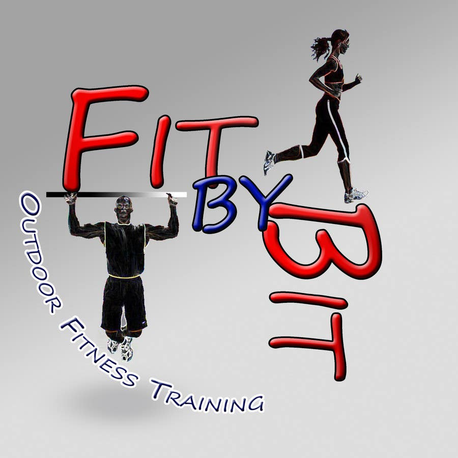 Konkurrenceindlæg #149 for Logo design for Fit By Bit personal and group fitness training