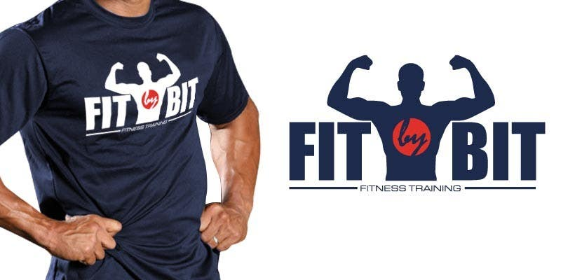 Konkurrenceindlæg #208 for Logo design for Fit By Bit personal and group fitness training