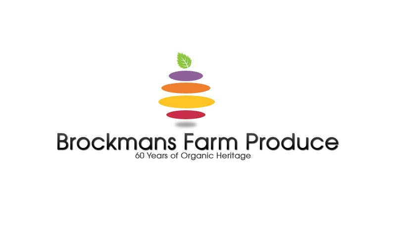 #4 for Design a Logo for an Organic Farm by only4logo