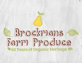 #132 para Design a Logo for an Organic Farm por SzalaiMike