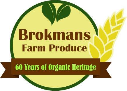 #138 for Design a Logo for an Organic Farm by ska03