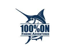 Nro 36 kilpailuun Design a Logo - fishing logo käyttäjältä dmned