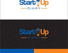 #16 for Urgent: Design a Logo for Startup Diary blog by ajdezignz