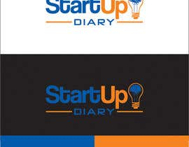 #48 for Urgent: Design a Logo for Startup Diary blog by ajdezignz