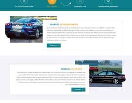 Nro 17 kilpailuun Re-design a PDF into a fully responsive HTML ONE-PAGER-WEBSITE käyttäjältä nizagen