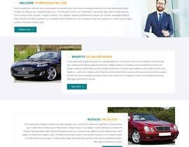Nro 34 kilpailuun Re-design a PDF into a fully responsive HTML ONE-PAGER-WEBSITE käyttäjältä nizagen