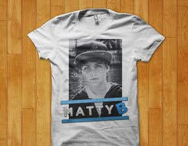 #32 for Design a T-Shirt for MattyB by haniputra